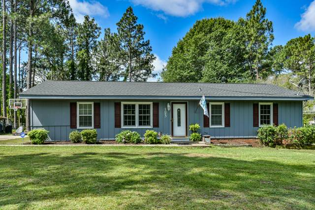 123 Sherwood Drive, Aberdeen, NC 28315 (MLS #200972) :: Pinnock Real Estate & Relocation Services, Inc.