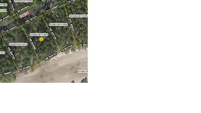 Tbd Fox Lane, Wagram, NC 28396 (MLS #200999) :: Pinnock Real Estate & Relocation Services, Inc.