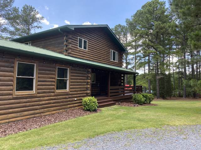 105 Lakewood Drive, Aberdeen, NC 28315 (MLS #201019) :: Pinnock Real Estate & Relocation Services, Inc.