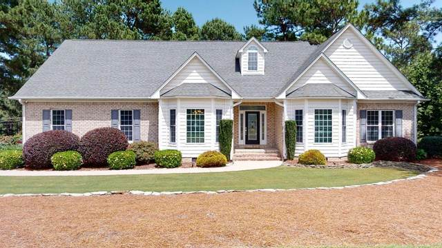 36 Winding Trail, Whispering Pines, NC 28327 (MLS #201042) :: Pinnock Real Estate & Relocation Services, Inc.