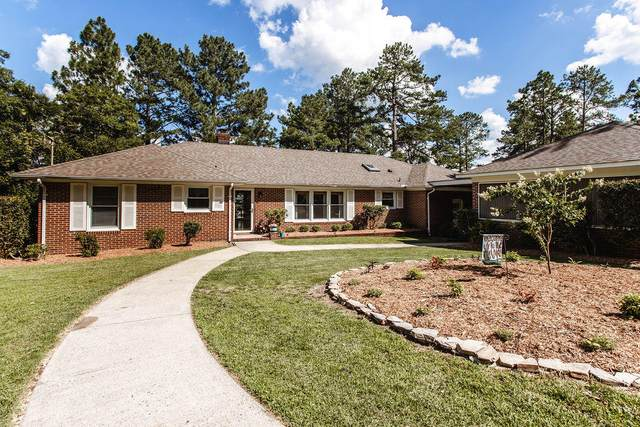 244 Pine Ridge Drive, Whispering Pines, NC 28327 (MLS #201088) :: Pinnock Real Estate & Relocation Services, Inc.
