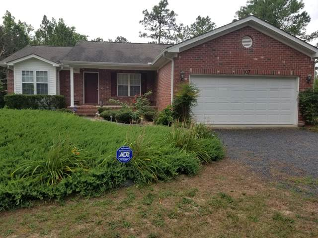 107 Lewis Lane, Pinebluff, NC 28373 (MLS #201122) :: Pinnock Real Estate & Relocation Services, Inc.