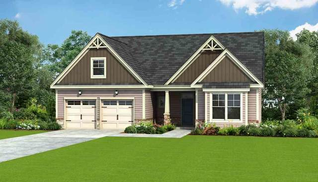 4070 Irwin Drive, Aberdeen, NC 28315 (MLS #201198) :: Pinnock Real Estate & Relocation Services, Inc.