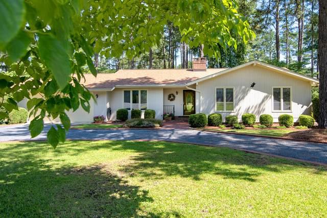 1008 Rays Bridge Road, Whispering Pines, NC 28327 (MLS #201202) :: Pinnock Real Estate & Relocation Services, Inc.