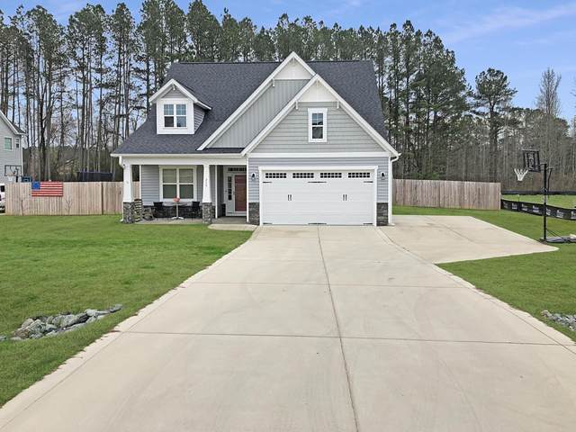 239 Farmhouse Lane, Carthage, NC 28327 (MLS #201208) :: Pinnock Real Estate & Relocation Services, Inc.