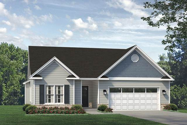 503 Kerr Lake Road, Aberdeen, NC 28315 (MLS #201223) :: Pinnock Real Estate & Relocation Services, Inc.