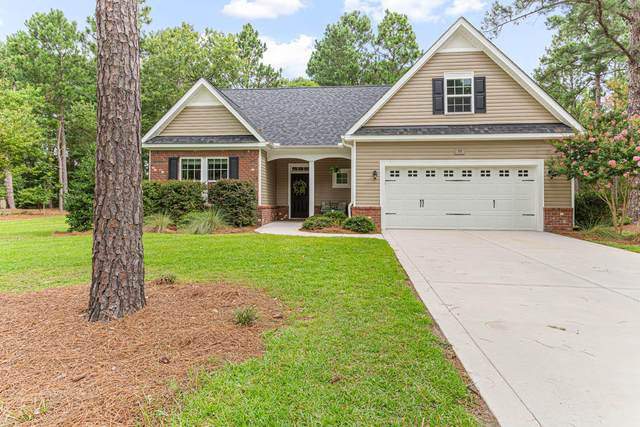 30 Bogie Drive, Whispering Pines, NC 28327 (MLS #201252) :: Pinnock Real Estate & Relocation Services, Inc.