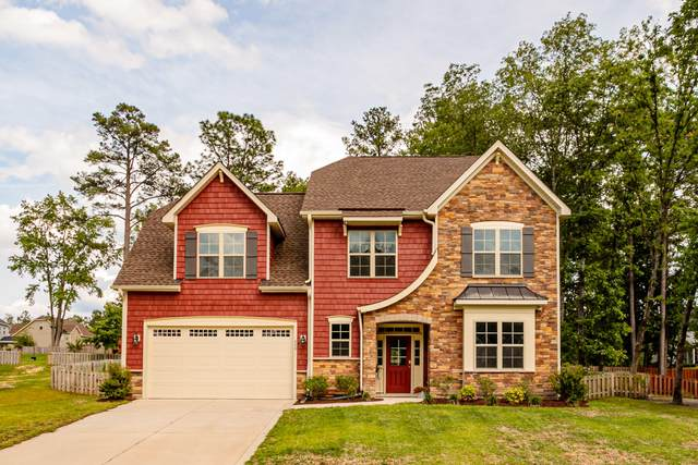 228 Dresden Lane, Whispering Pines, NC 28327 (MLS #201264) :: Pinnock Real Estate & Relocation Services, Inc.
