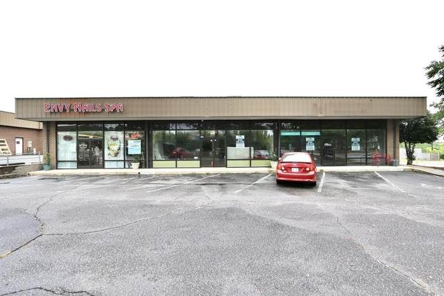 190 Commerce Avenue, Southern Pines, NC 28387 (MLS #201319) :: Pinnock Real Estate & Relocation Services, Inc.