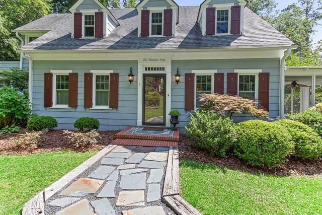 540 E Morganton Road, Southern Pines, NC 28387 (MLS #201328) :: Pines Sotheby's International Realty