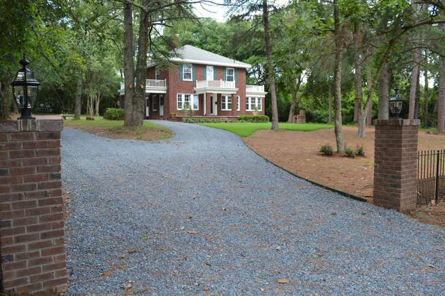 108 Montford Street, Aberdeen, NC 28315 (MLS #201338) :: Pinnock Real Estate & Relocation Services, Inc.