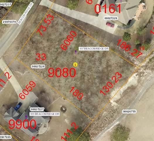 107 Beacon Ridge Drive, West End, NC 27376 (MLS #201375) :: Towering Pines Real Estate