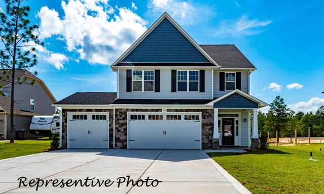 1241 Yellowwood Drive, Aberdeen, NC 28315 (MLS #201508) :: Pines Sotheby's International Realty