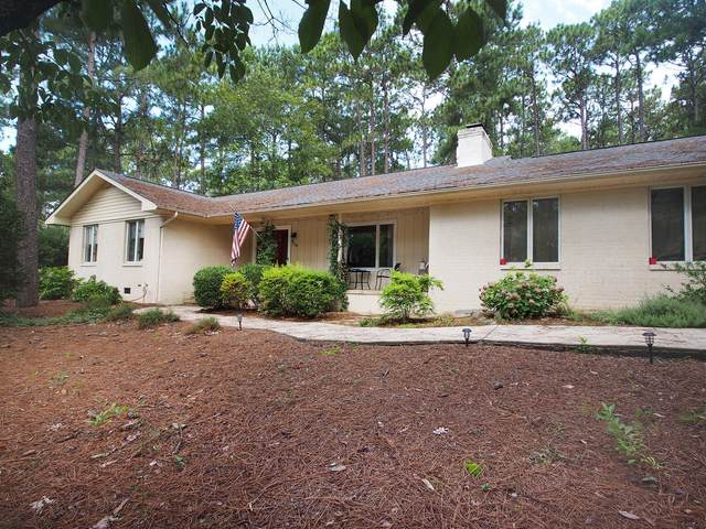 110 Cliff Court, Southern Pines, NC 28387 (MLS #201570) :: Pinnock Real Estate & Relocation Services, Inc.