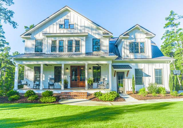511 Grande Pines Vista, Jackson Springs, NC 27281 (MLS #201611) :: Pinnock Real Estate & Relocation Services, Inc.