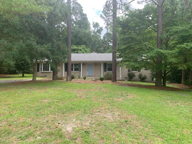 130 Timothy Street, Southern Pines, NC 28387 (MLS #201612) :: Pinnock Real Estate & Relocation Services, Inc.
