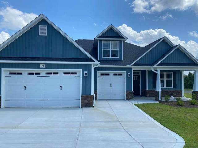 176 Enfield Drive, Carthage, NC 28327 (MLS #201619) :: Pinnock Real Estate & Relocation Services, Inc.