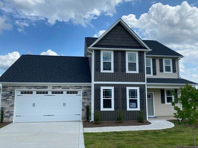184 Enfield Drive, Carthage, NC 28327 (MLS #201620) :: Pinnock Real Estate & Relocation Services, Inc.