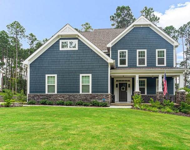 94 Plantation Drive, Southern Pines, NC 28387 (MLS #201624) :: On Point Realty