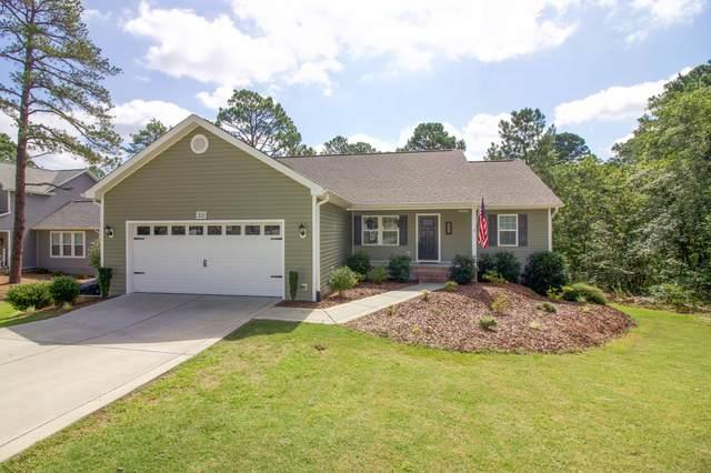 315 Adams Circle, Pinehurst, NC 28374 (MLS #201635) :: Pinnock Real Estate & Relocation Services, Inc.