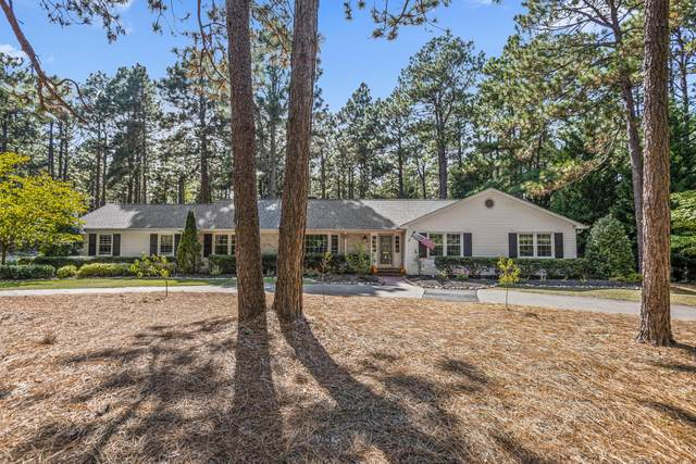 350 Laurel Road, Southern Pines, NC 28387 (MLS #201655) :: Pinnock Real Estate & Relocation Services, Inc.