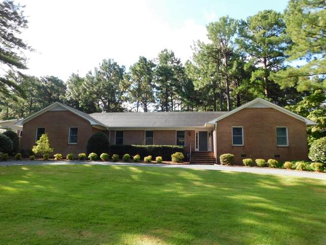 101 Pine Ridge Drive, Whispering Pines, NC 28327 (MLS #201694) :: Pinnock Real Estate & Relocation Services, Inc.