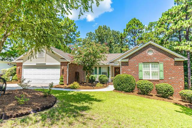 55 Ivy Way, Pinehurst, NC 28374 (MLS #201701) :: Pinnock Real Estate & Relocation Services, Inc.