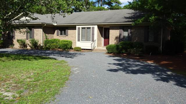1410 Monticello Drive, Pinehurst, NC 28374 (MLS #201707) :: Pinnock Real Estate & Relocation Services, Inc.