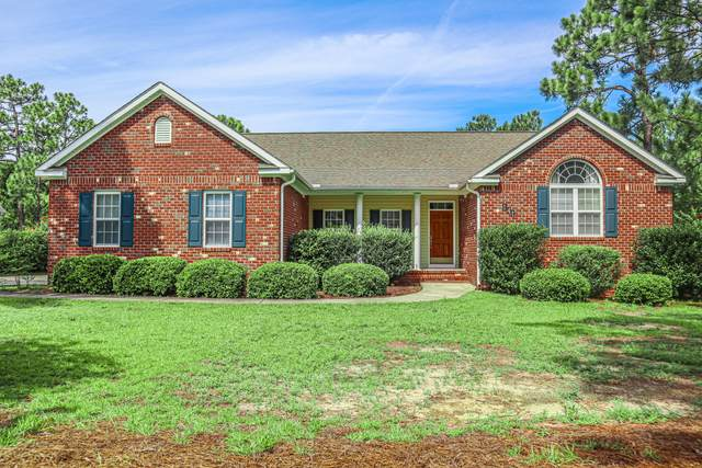 141 Sakonnet Trail, Pinehurst, NC 28374 (MLS #201713) :: Pinnock Real Estate & Relocation Services, Inc.