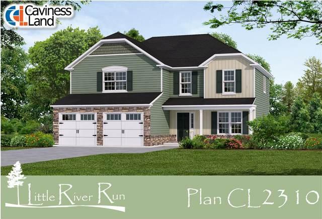 109 Sierra Drive, Cameron, NC 28326 (MLS #201730) :: Pinnock Real Estate & Relocation Services, Inc.