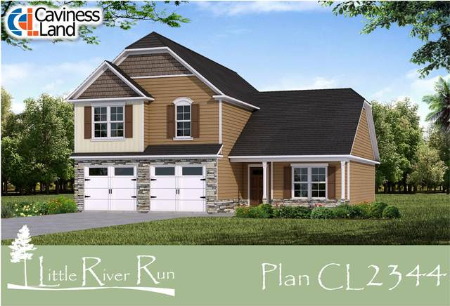 105 Sierra Drive, Cameron, NC 28326 (MLS #201734) :: Pinnock Real Estate & Relocation Services, Inc.