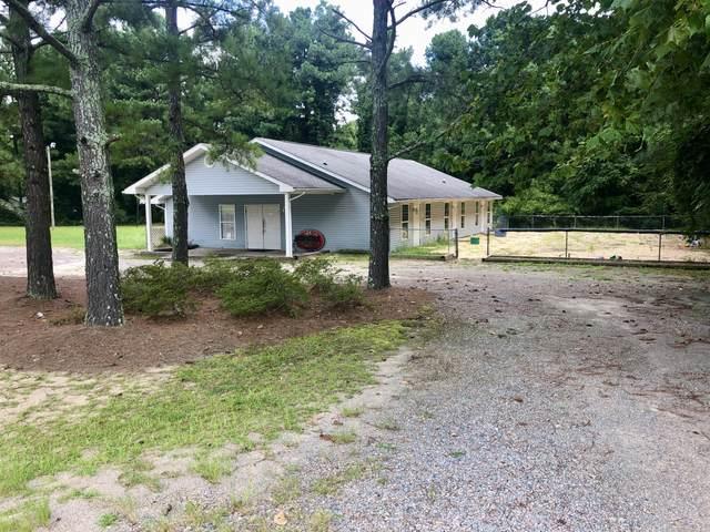 427 Vass Carthage Road, Carthage, NC 28327 (MLS #201750) :: Pinnock Real Estate & Relocation Services, Inc.