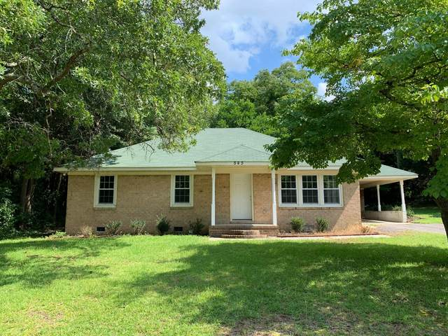 845 S Gaines Street, Southern Pines, NC 28387 (MLS #201768) :: On Point Realty