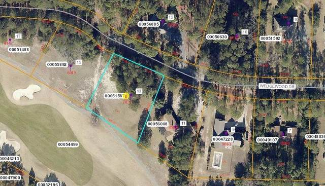 13 Wedgewood Drive, Foxfire, NC 27281 (MLS #201792) :: Pines Sotheby's International Realty
