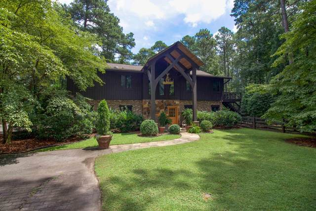 1215 E Massachusetts Avenue, Southern Pines, NC 28387 (MLS #201803) :: Pinnock Real Estate & Relocation Services, Inc.