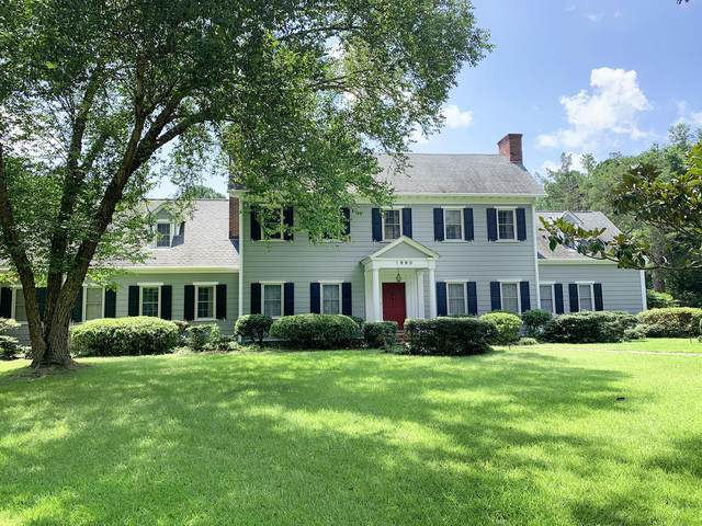 1880 Midland Road, Southern Pines, NC 28387 (MLS #201913) :: Pinnock Real Estate & Relocation Services, Inc.