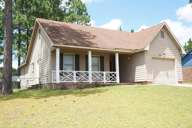 209 Eppingdale Drive, Spring Lake, NC 28390 (MLS #201992) :: Pinnock Real Estate & Relocation Services, Inc.