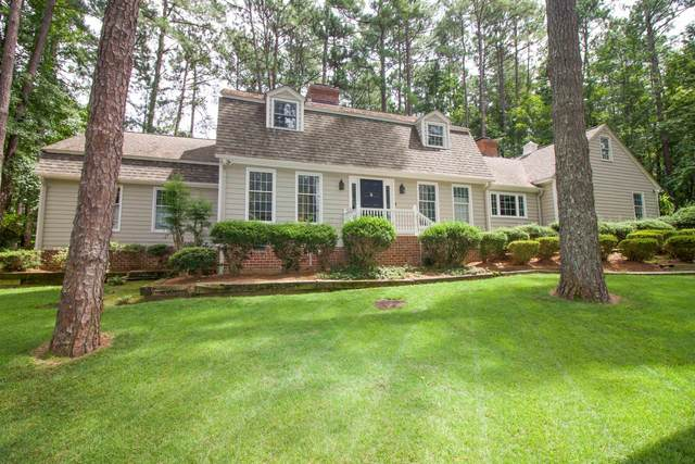 145 Steelman Road, Southern Pines, NC 28387 (MLS #201998) :: Pinnock Real Estate & Relocation Services, Inc.