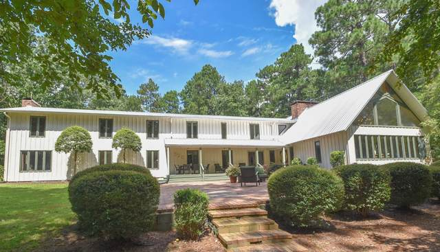 520 N Bethesda Road, Southern Pines, NC 28387 (MLS #202032) :: Pinnock Real Estate & Relocation Services, Inc.