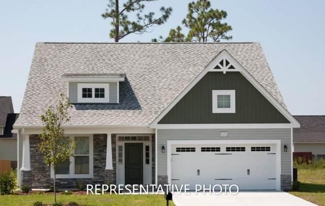 255 Spring Lake Drive, Pinehurst, NC 28374 (MLS #202041) :: Pinnock Real Estate & Relocation Services, Inc.