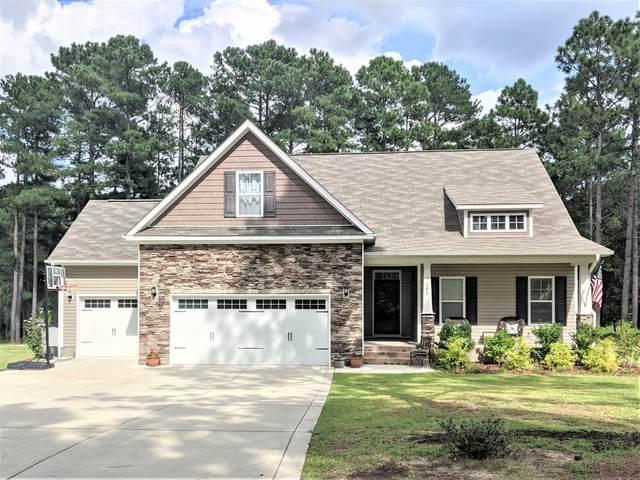 103 Laurel Oak Lane, Pinebluff, NC 28373 (MLS #202061) :: Pinnock Real Estate & Relocation Services, Inc.