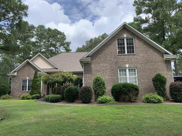 21 Shadow Lane, Whispering Pines, NC 28327 (MLS #202099) :: Pinnock Real Estate & Relocation Services, Inc.