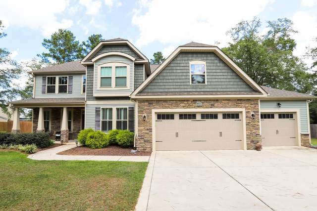 401 Mountain Run Road, West End, NC 27376 (MLS #202292) :: Pinnock Real Estate & Relocation Services, Inc.
