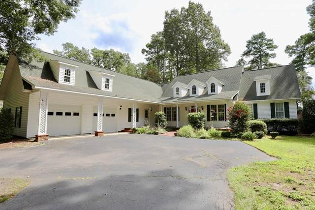 558 Loblolly Drive, Vass, NC 28394 (MLS #202294) :: Pinnock Real Estate & Relocation Services, Inc.