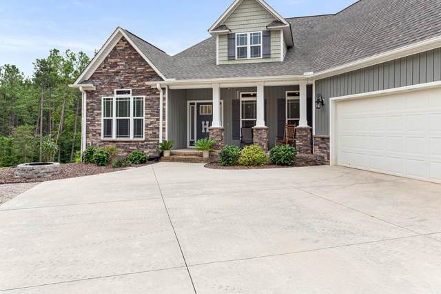 120 Tranquility Lane, Jackson Springs, NC 27281 (MLS #202300) :: Pinnock Real Estate & Relocation Services, Inc.