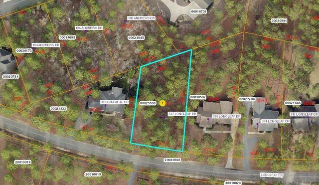 337 Longleaf Drive, West End, NC 27376 (MLS #202330) :: Pinnock Real Estate & Relocation Services, Inc.