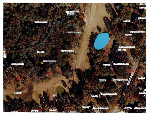 134 Cambridge Lane, West End, NC 27376 (MLS #202341) :: Pinnock Real Estate & Relocation Services, Inc.