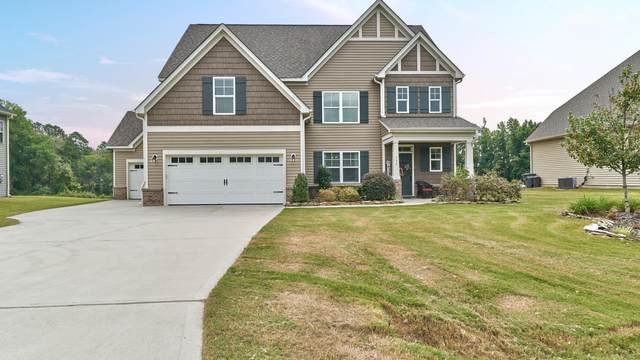 135 Farmhouse Lane, Carthage, NC 28327 (MLS #202361) :: Pinnock Real Estate & Relocation Services, Inc.