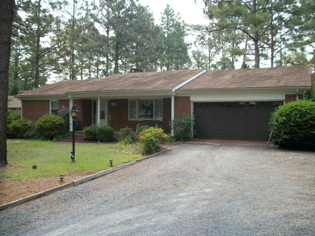 Address Not Published, Whispering Pines, NC 28327 (MLS #202408) :: Pinnock Real Estate & Relocation Services, Inc.