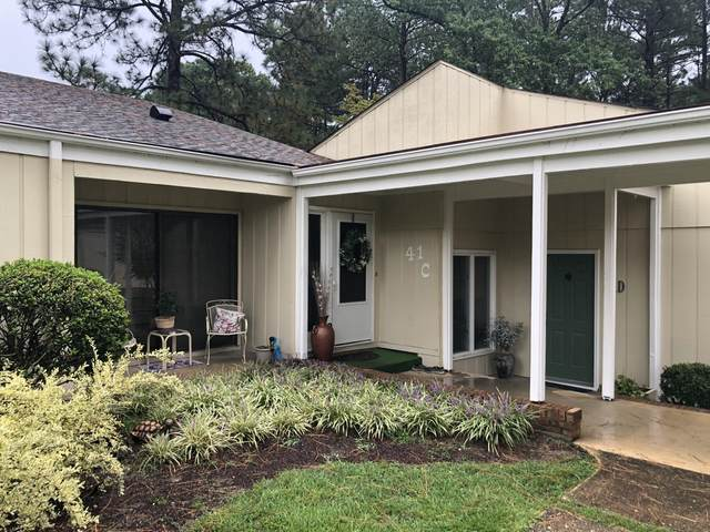 41 Martin Drive, Whispering Pines, NC 28327 (MLS #202415) :: Pinnock Real Estate & Relocation Services, Inc.
